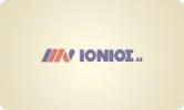 ΙΟΝΙΟΣ logo