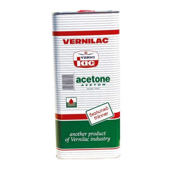 vernilac acetone 5l