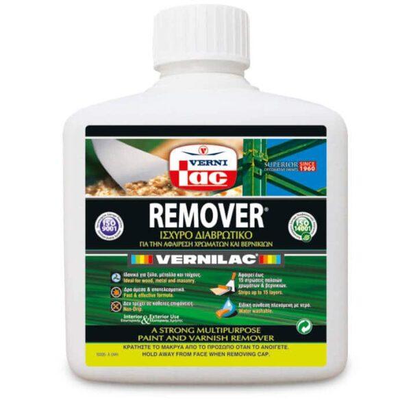 vernilac remover 375ml