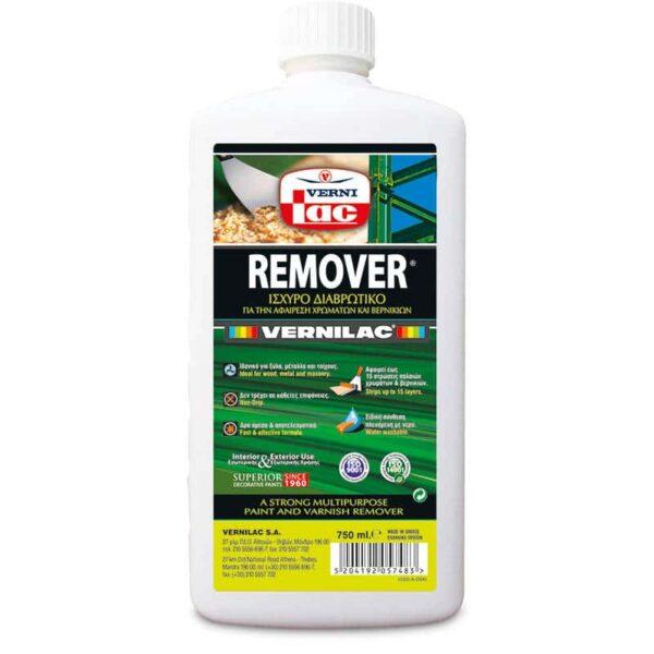 vernilac remover 750ml