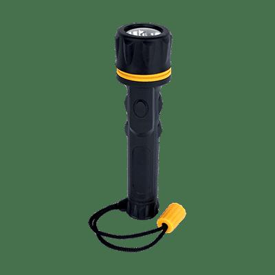 Φακός LED Χ3 Πλαστικός Αδιάβροχος Μεσαίος FF Group