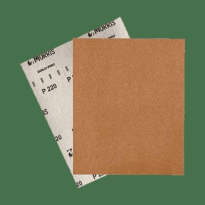Σιλερόχαρτο Φύλλο Gold Pro Morris