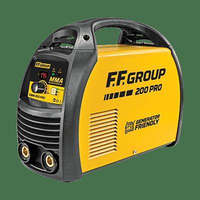 Ηλεκτροκόλληση Inverter DWM 200 Pro FF Group