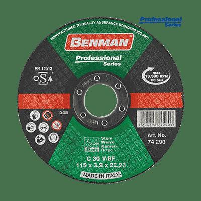 Δίσκος Κοπής Μαρμάρου Professional Benman