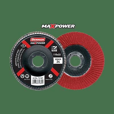 Δίσκος Φτερωτός Κούρμπα Maxpower Benman