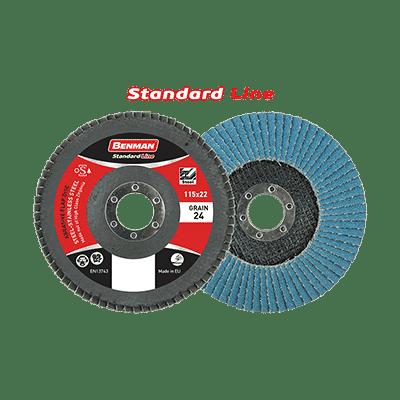 Δίσκος Φτερωτός Κούρμπα Standard Line Benman