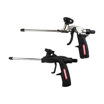 Πιστόλι Αφρού Απλό Μεταλλικό Benman