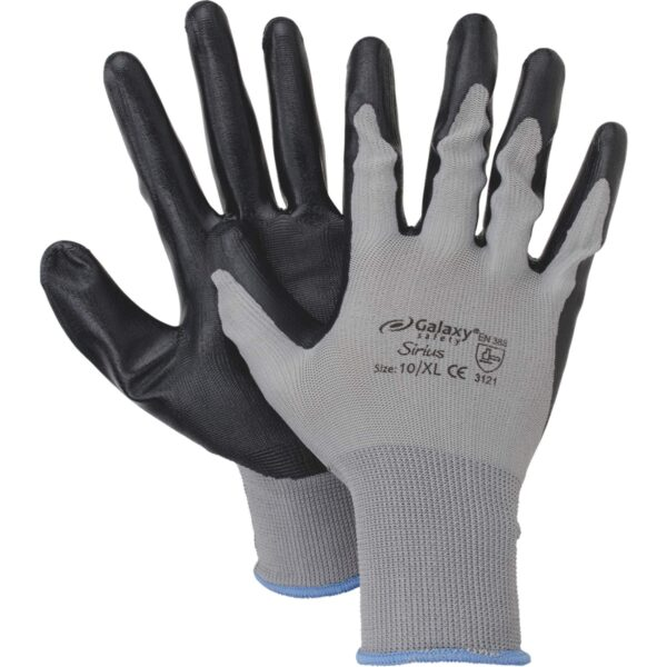 Γάντια Νιτριλίου Sirius