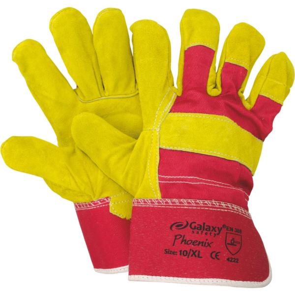 Γάντια Δερματοπάνινα Phoenix