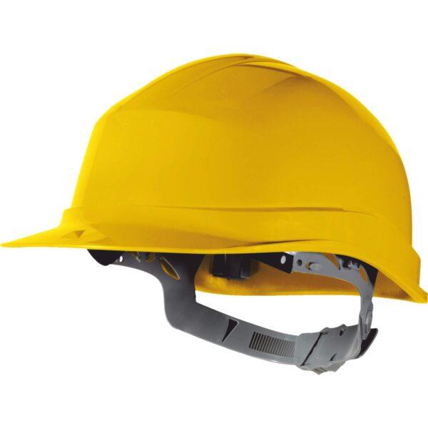 Κράνος Εργοταξίου Zircon Κίτρινο