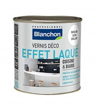 Renov Blanchon Vernis Laque