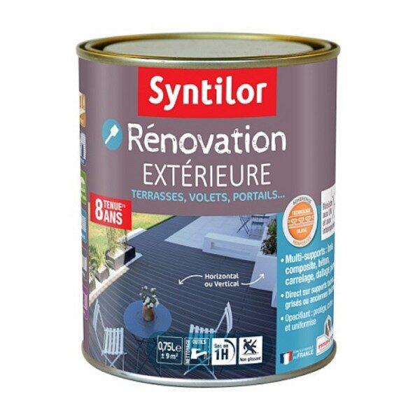 Renovation Exterieur